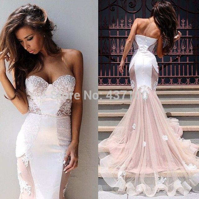 white lace prom dress cheap dress long sleeve tunic dress, buy quality dress 2013 directly from  china UMXJTOV