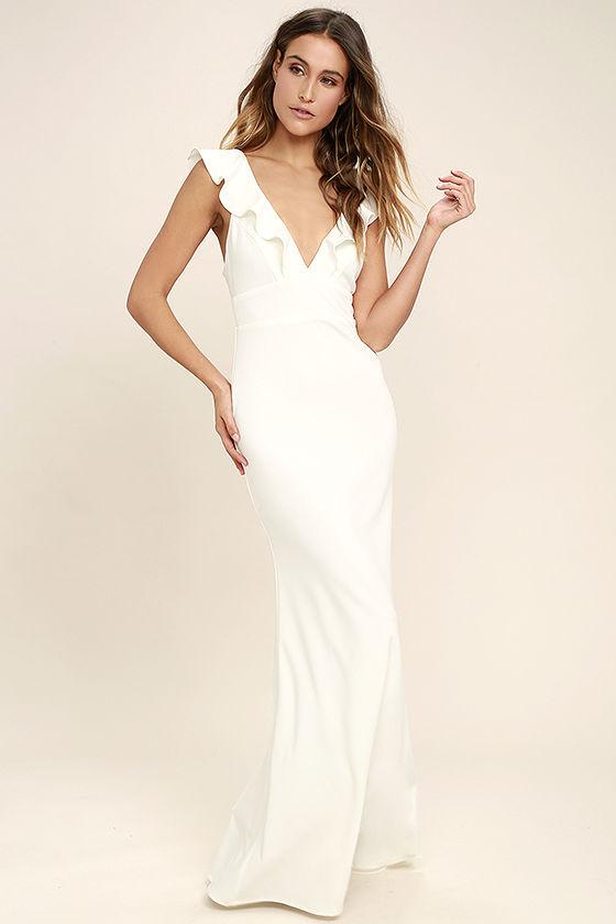 white maxi dress 1 PIDRIQY