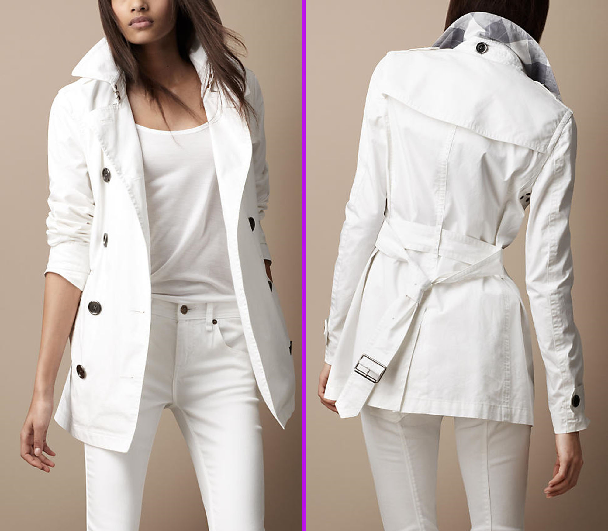 white trench coat trench coats images | trench coat for women by burberry 578x504 stylish  styles IVBMHHJ