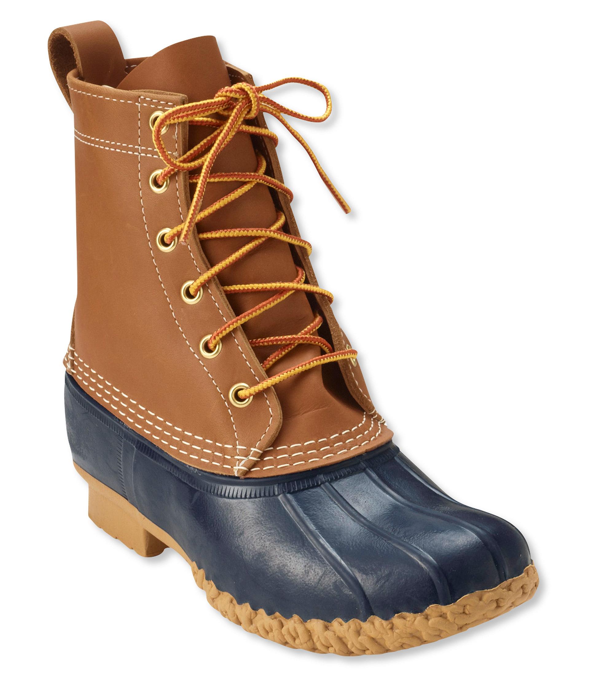 womenu0027s l.l.bean boots, 8u201d BUSSPWQ