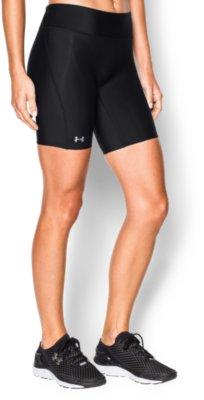 womenu0027s ua authentic 7u201d compression shorts, black FMYKSGZ