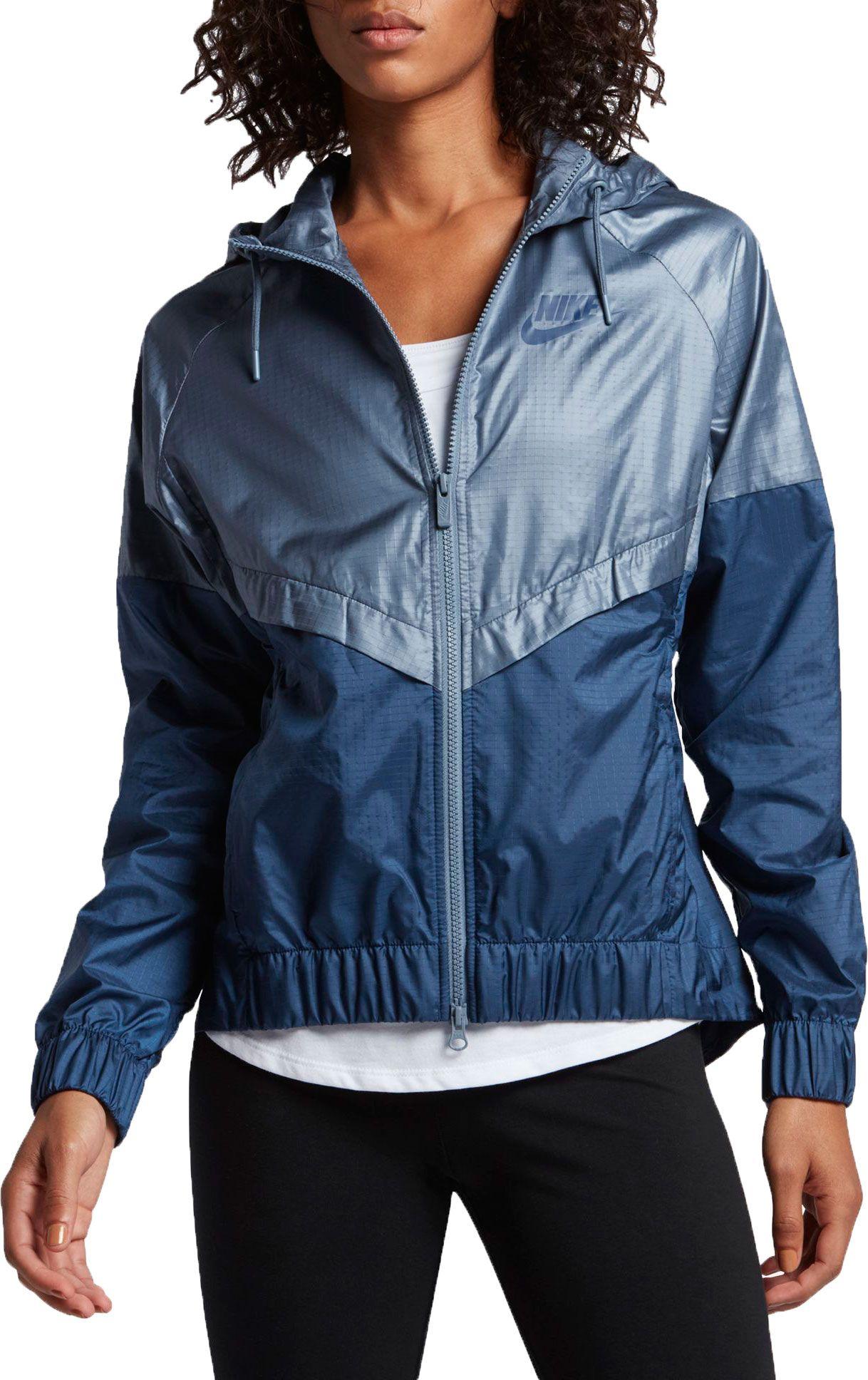 women winter jackets product image nike womenu0027s sportswear windrunner full zip jacket DVNVEBH