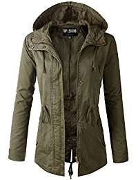 women winter jackets tl womenu0027s versatile militray anorak parka hoodie jackets with drawstring SZHYNQE