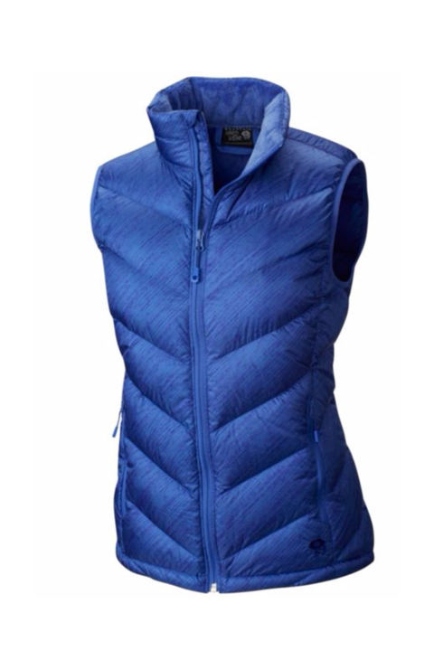 womens down vest mountain hardwear womenu0027s ratio printed down vest FPFEFZX