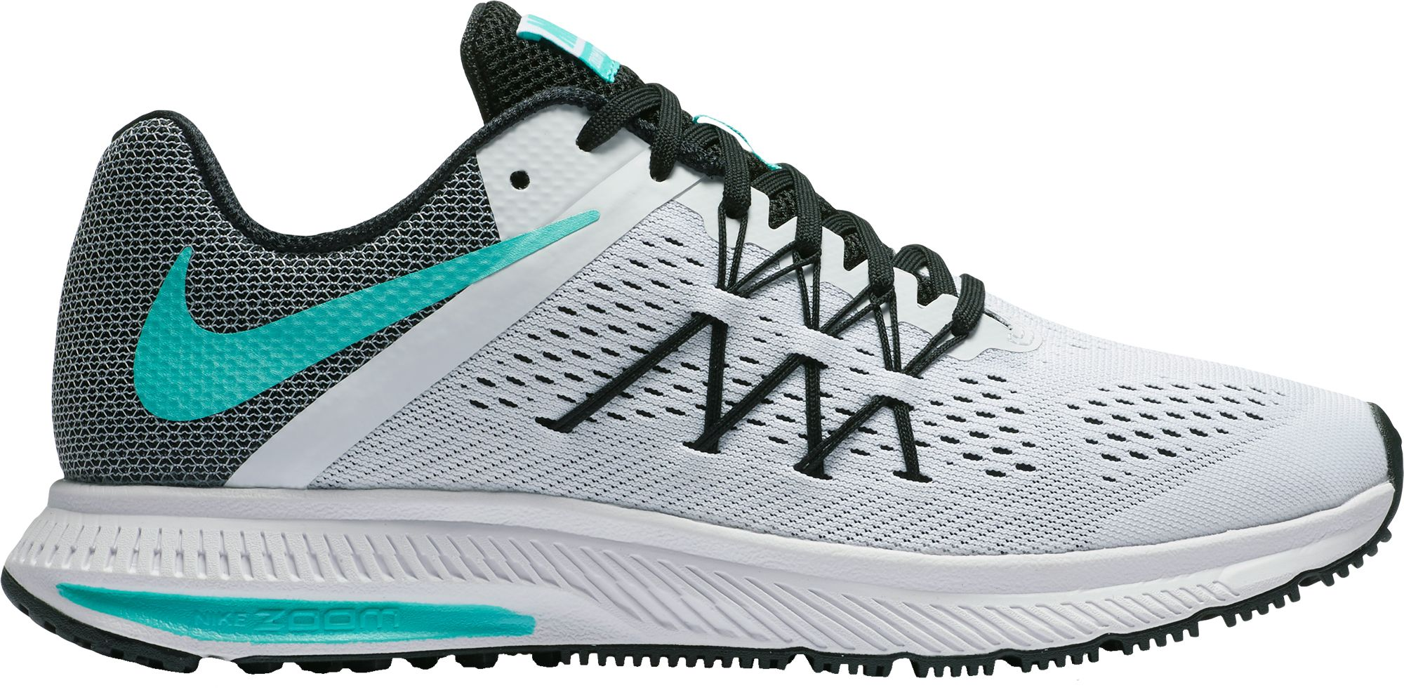 Womens Nike running shoes product image · nike womenu0027s zoom winflo 3 running shoes XOLDZON