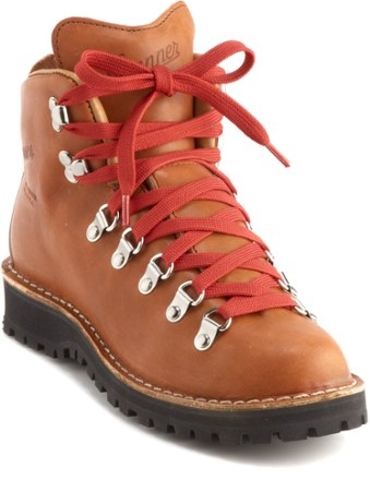 womens walking boots danner mountain light cascade hiking boots - womenu0027s - rei.com YZEQPRQ