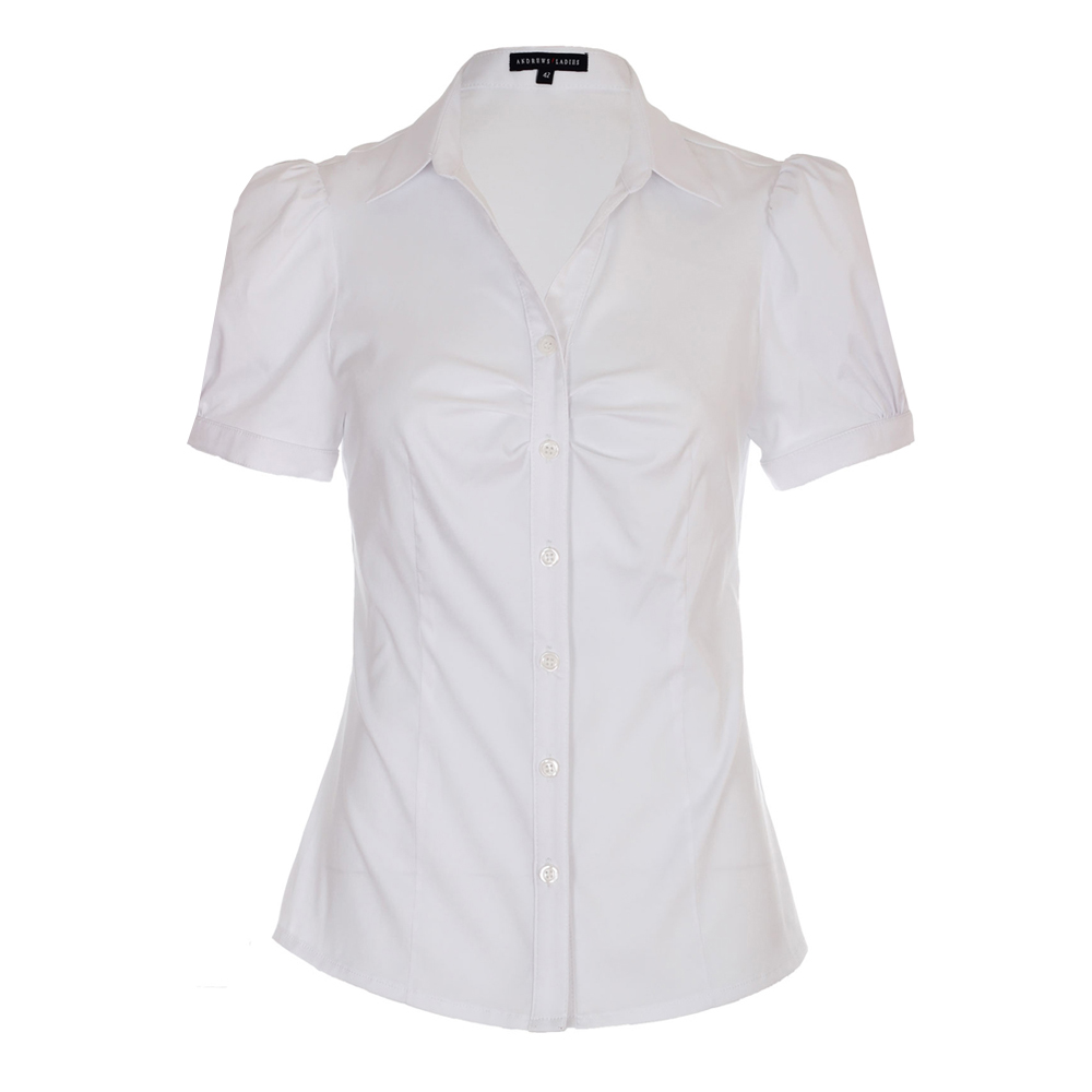 womens white shirt blouse for working women at pinstripe u0026 pearls _ classic white blouse KBCVOKB