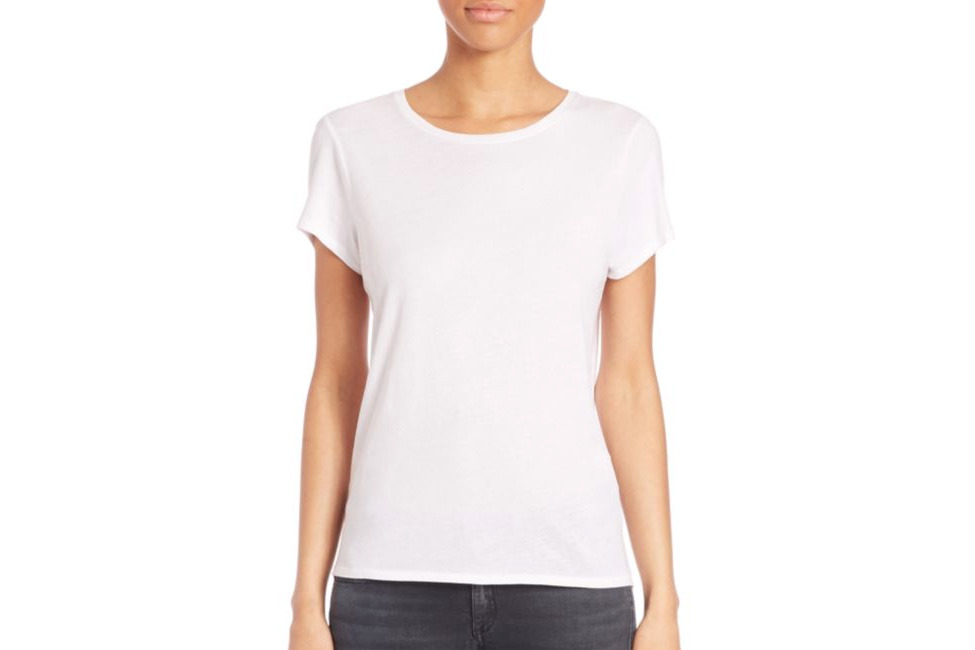 womens white shirt iu0027m tall so i like the t-shirt to hit below my waist. it also FKUQEVY