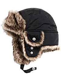 z.d boys winter hats big kids nylon russian/aviator winter earflap cap MECSFRV
