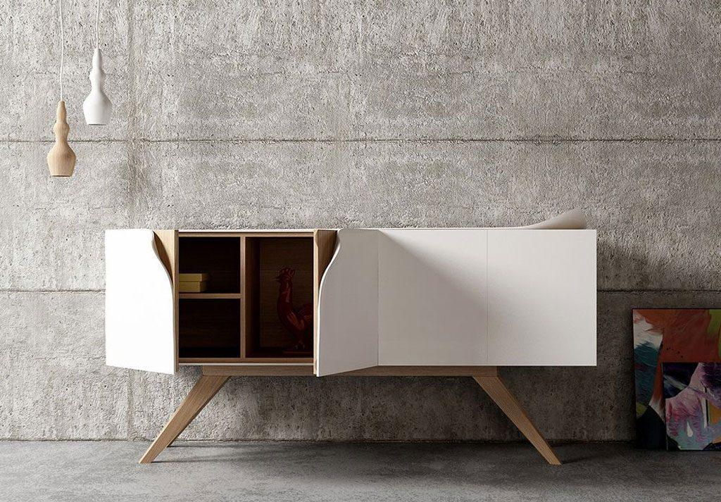 italian design furniture nicola contiu0027s slap furniture YXUZZPA