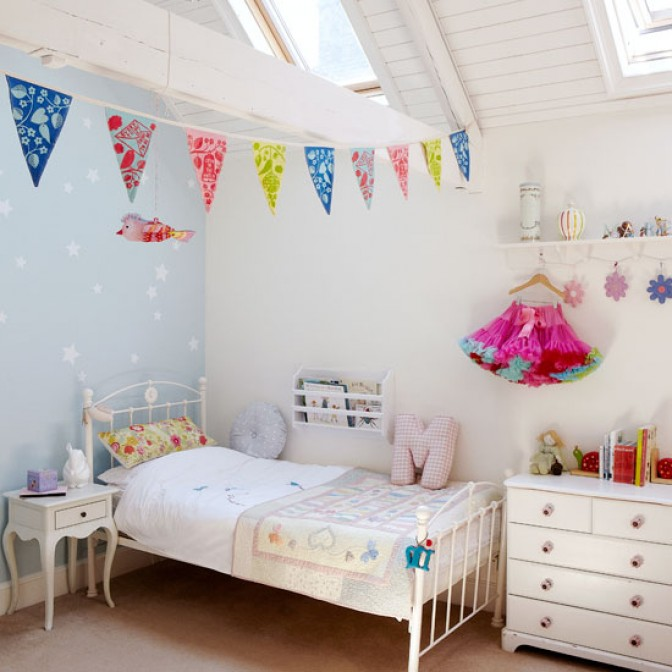 kids room decor ideas fun-coastal-childrens-room-modern-kids-room-design- UJCGYPI