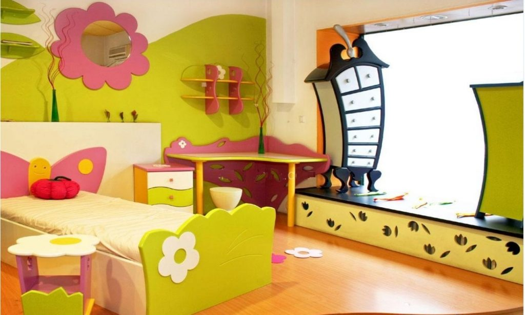 kids room decor ideas the kids room decoration by using the gift paper ZJTNZFZ