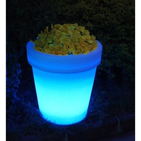 led flower pots 24 inches led flower pot HQCYNXO
