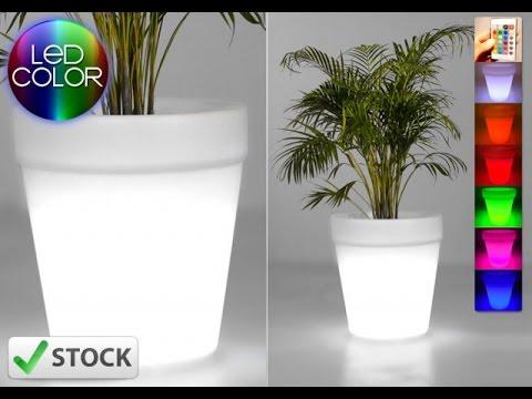 led flower pots glowing lighting led flower pot, rgb led flower pot ,led round vase,led CEFMFGK