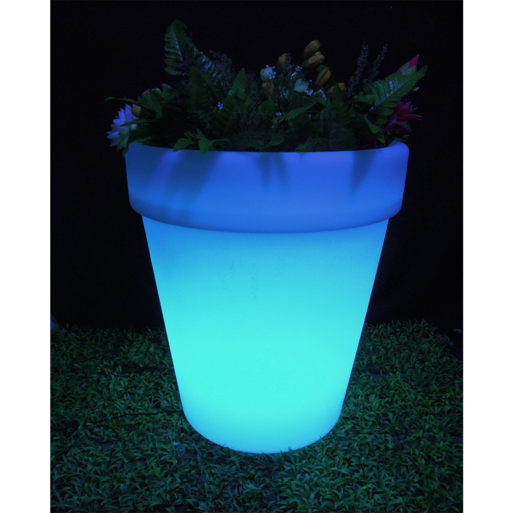 led flower pots led flower pot by easy days – commercial supplies nz LCZMOYI