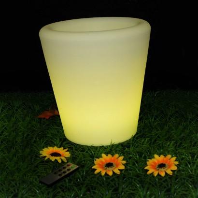 led flower pots led illuminated flower pot EZCXXMP