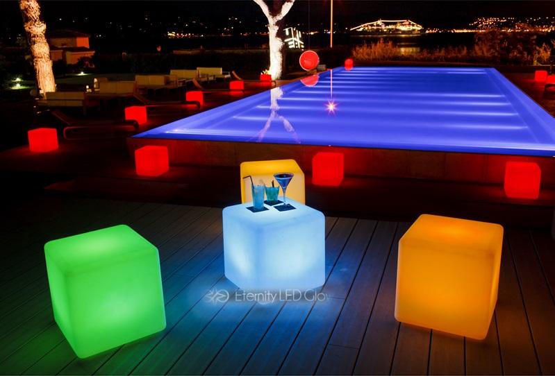 led furniture lights led furniture u0026 glow nightclub furniture | eternity led glow USVQYGD