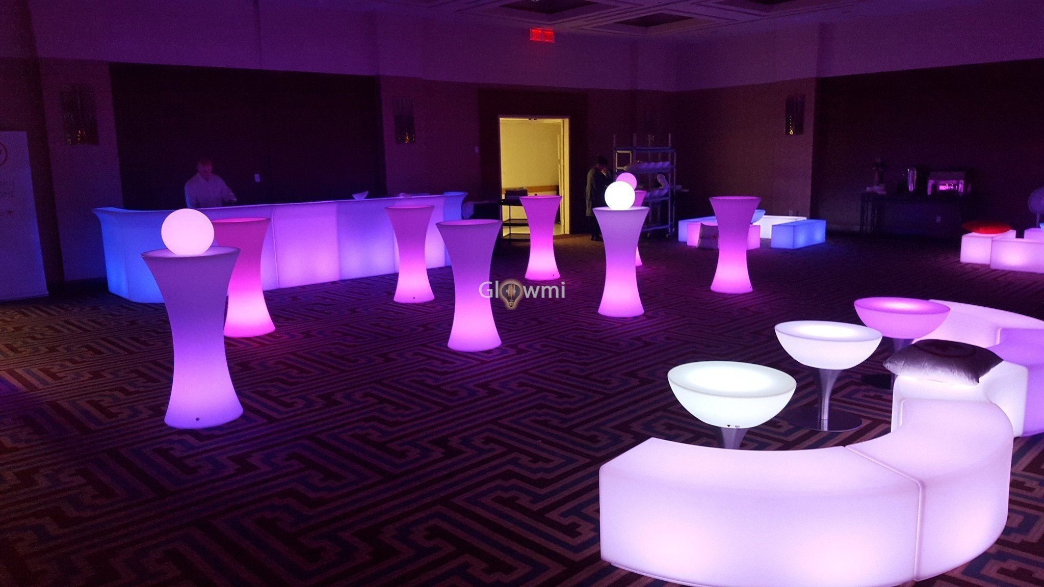 led furniture lights led glow furniture ... QJQJAUH