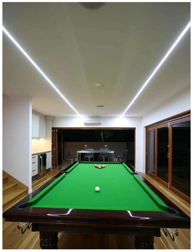 led lighting ideas led strip light example game room ultra bright FQNGUZW