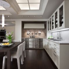 led panel kitchen lighting cutting-edge kitchens by siematic by yesenia. find this pin and more on led UHLPCIL