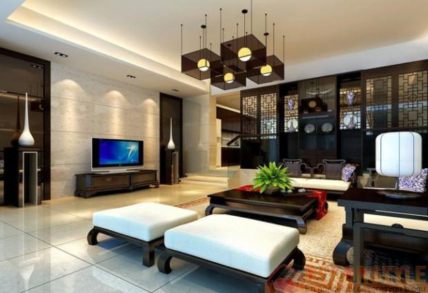 Lighting ideas for living room newest-modern-living-room-lighting-accents-design-ideas WIHLDWS