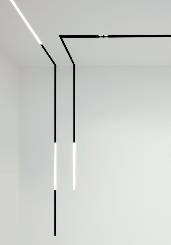 minimalist lamp system minimalist lighting design, splitline 29 track system by delta light _: YVLPFAN
