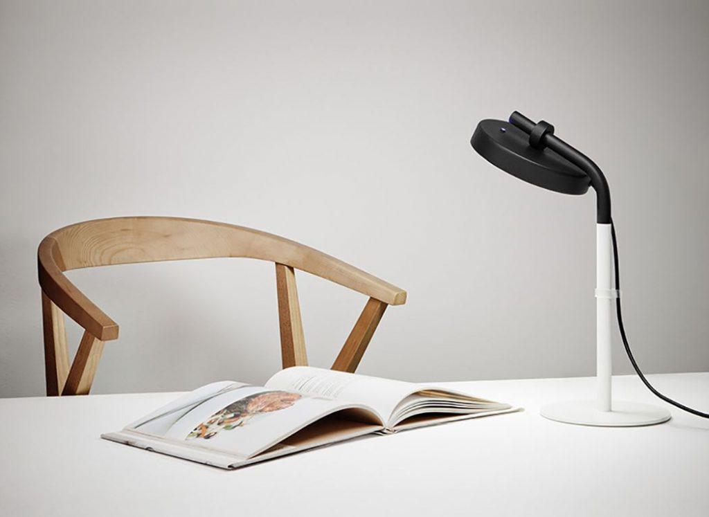 minimalist lamp system minimalist monochromatic lighting | yanko design HEOBRLQ