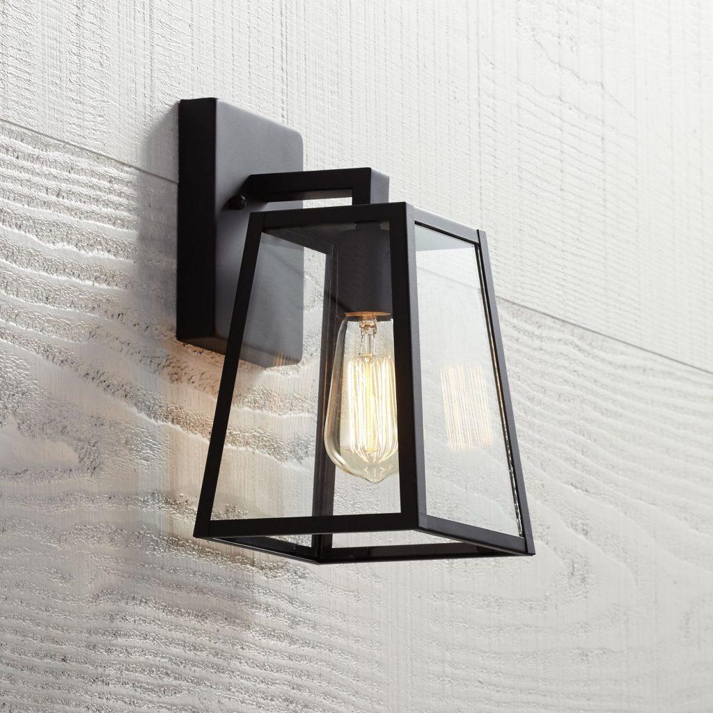 modern outdoor lamps arrington 10 3/4 ZABUDUT