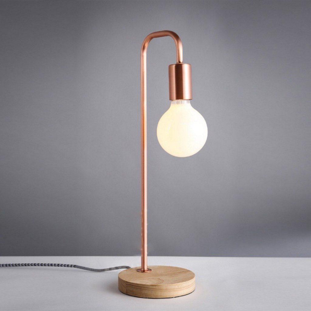 Modern Table Lamps retro modern table lamp OYRMLRE