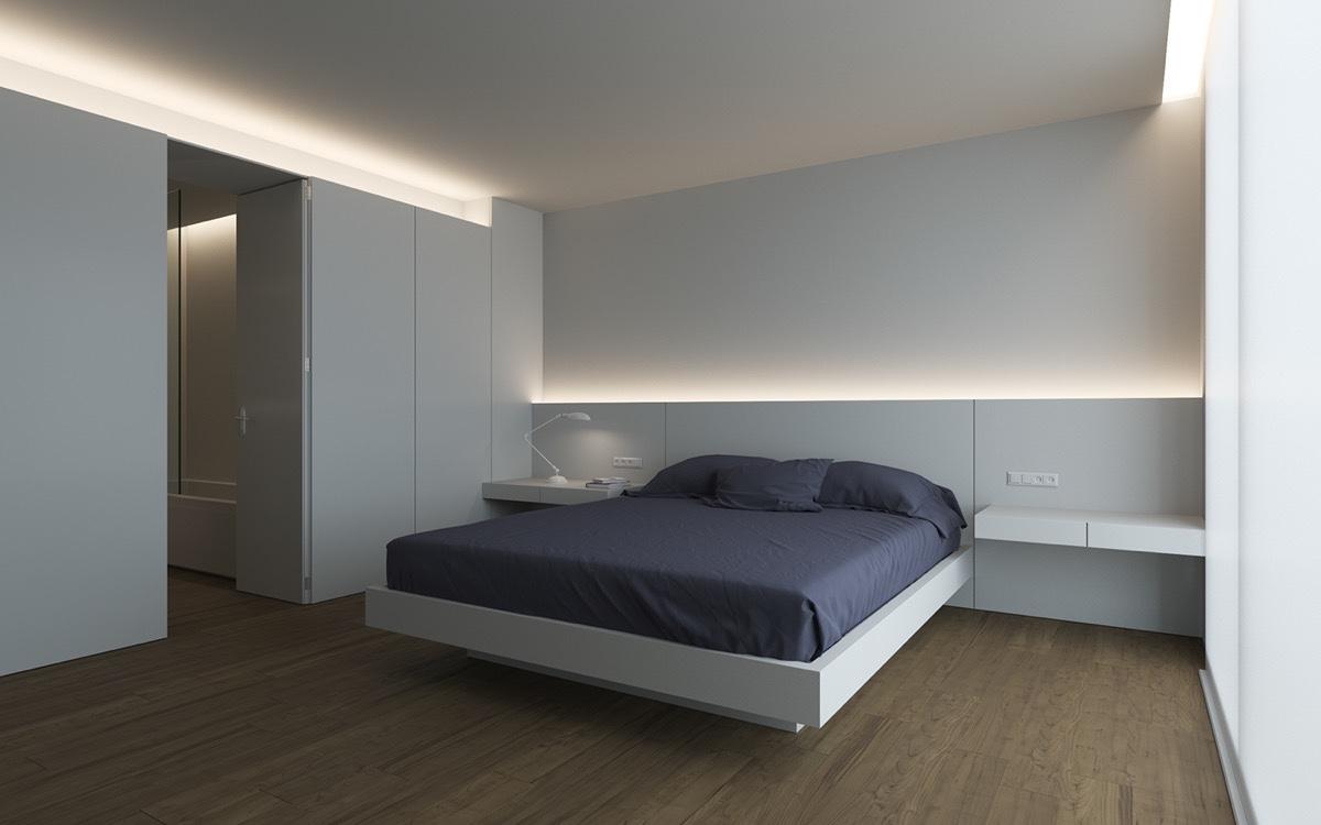 Room design with wall lights 25 stunning bedroom lighting ideas MTGJFIB