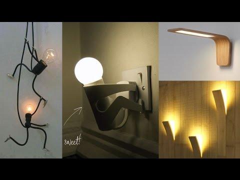Room design with wall lights wall lighting ideas | wall lighting design | wall light decoration | led KUUEJKX