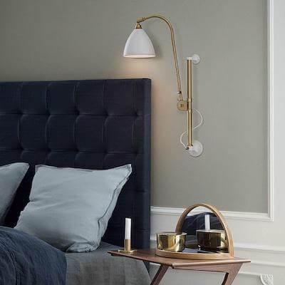 Room design with wall lights wall lights QSRHSHJ