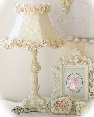 Shabby Chic style lamps shabby chic style .donu0027t do too much of this style anymore, but itu0027s DUWHQSA