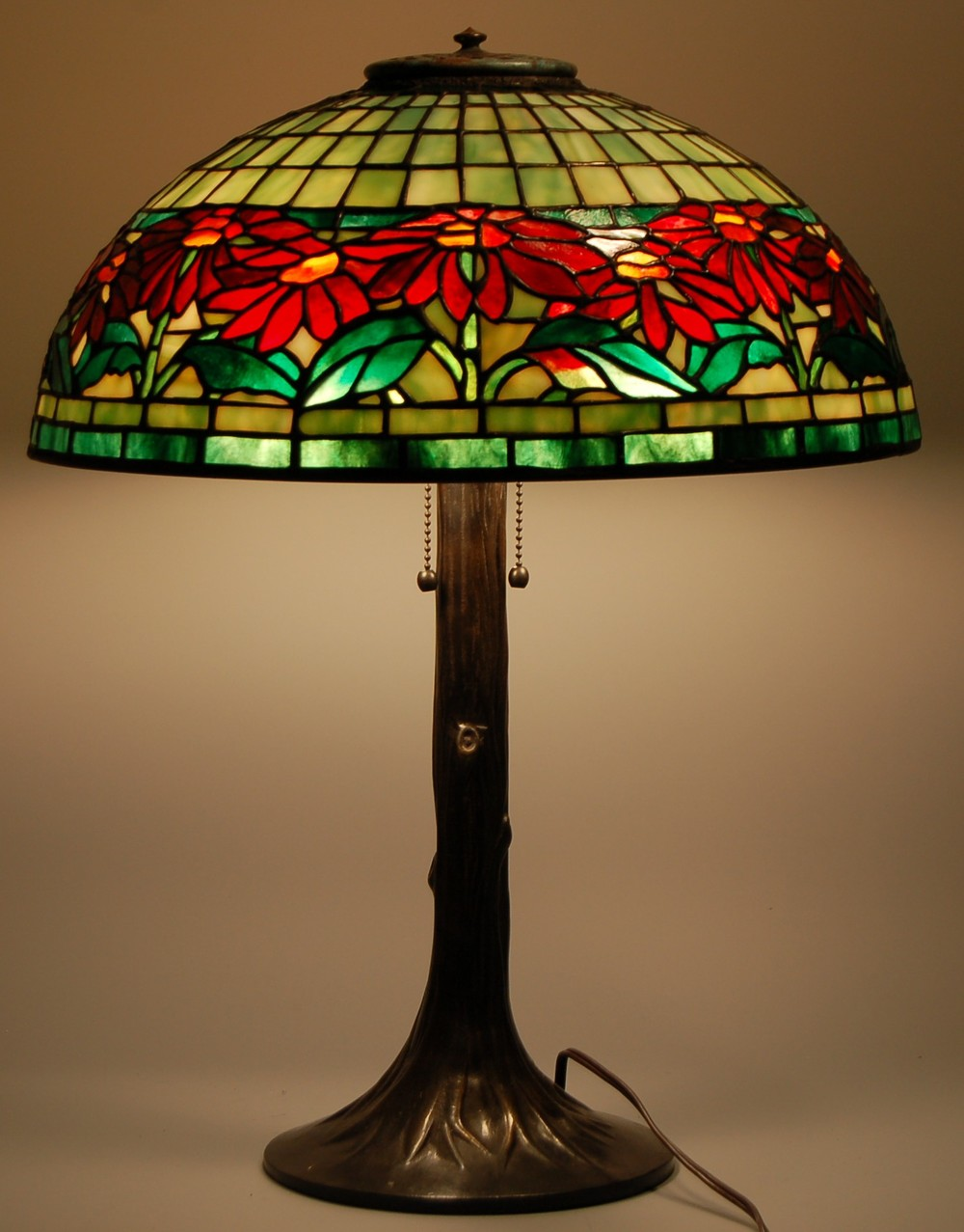 Tiffany lamps – glass art for the home