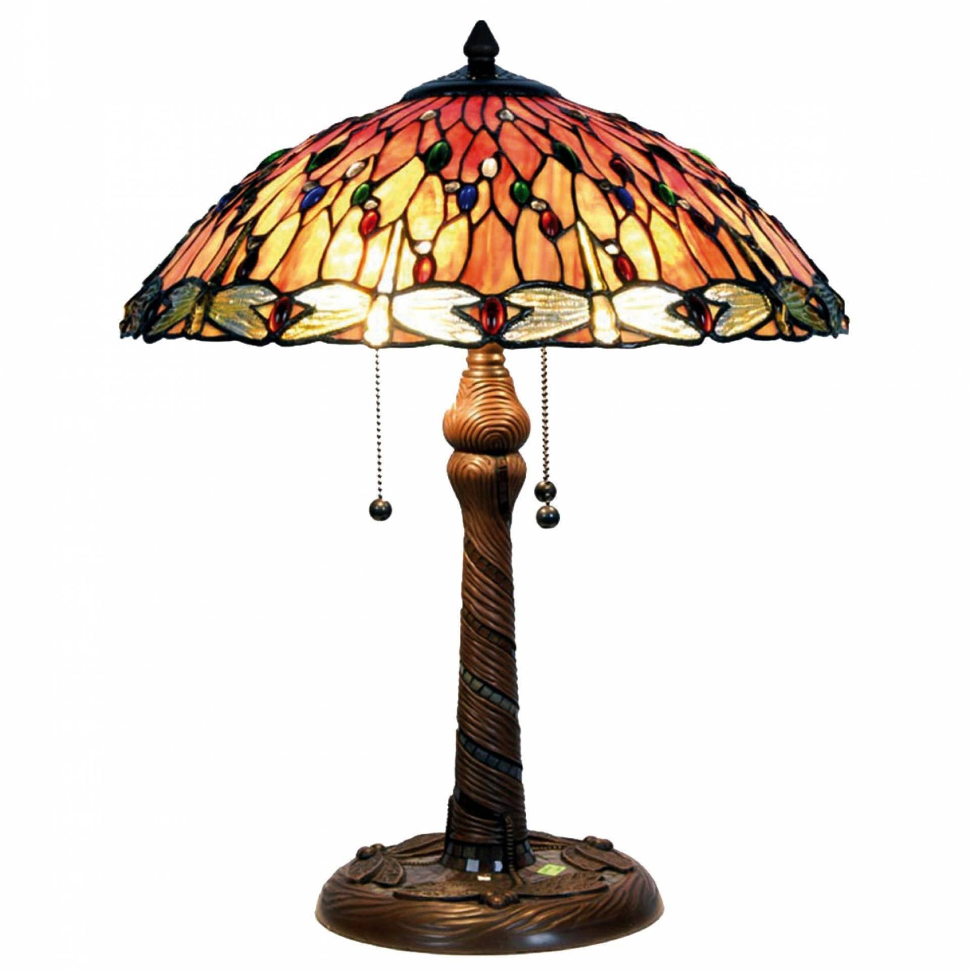 tiffany lamps red dragonfly tiffany lamp OAEAXHO