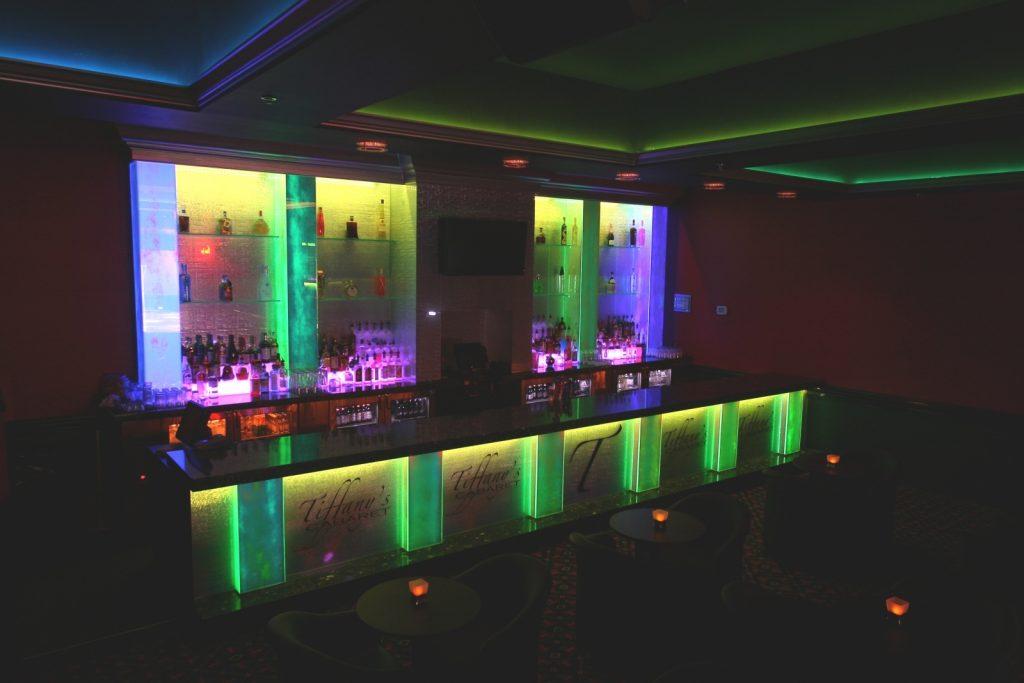 top 5 led lighting ideas for nightclub and bar design XTOWKBS