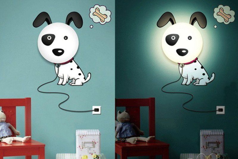 wall lamp for kids room creative wall lamps for childrenu0027s rooms BIIZGBA