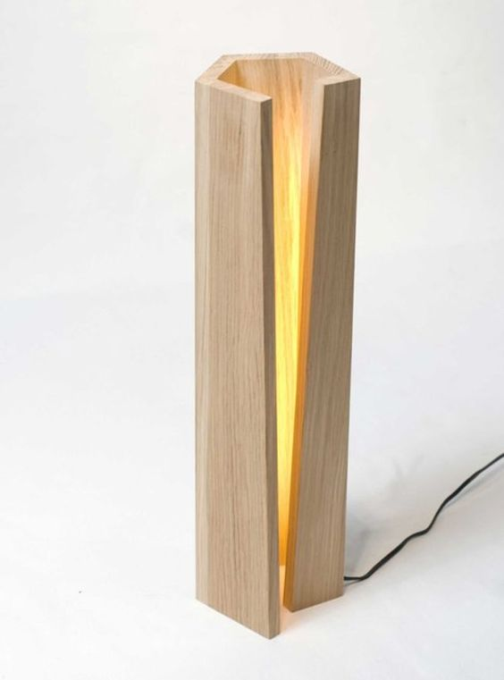 wood lamps designs 19 tempting wooden lamp designs that are worth seeing SQPBBSA