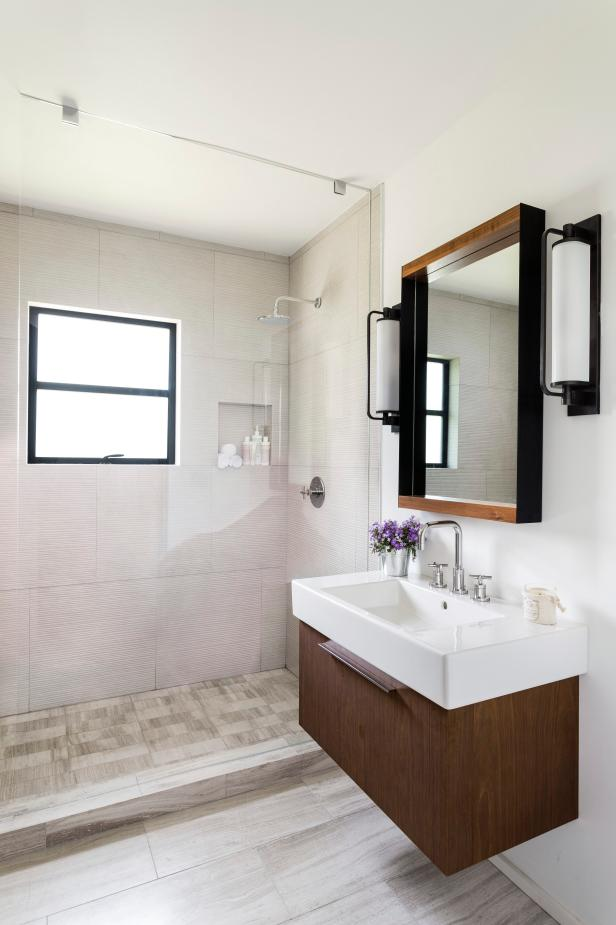 Bathroom renovation before-and-after bathroom remodels on a budget | hgtv FMUIYUR