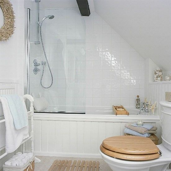 bathrooms pitched roof small bathroom with sloped ceiling by lorrie LYJJIPS