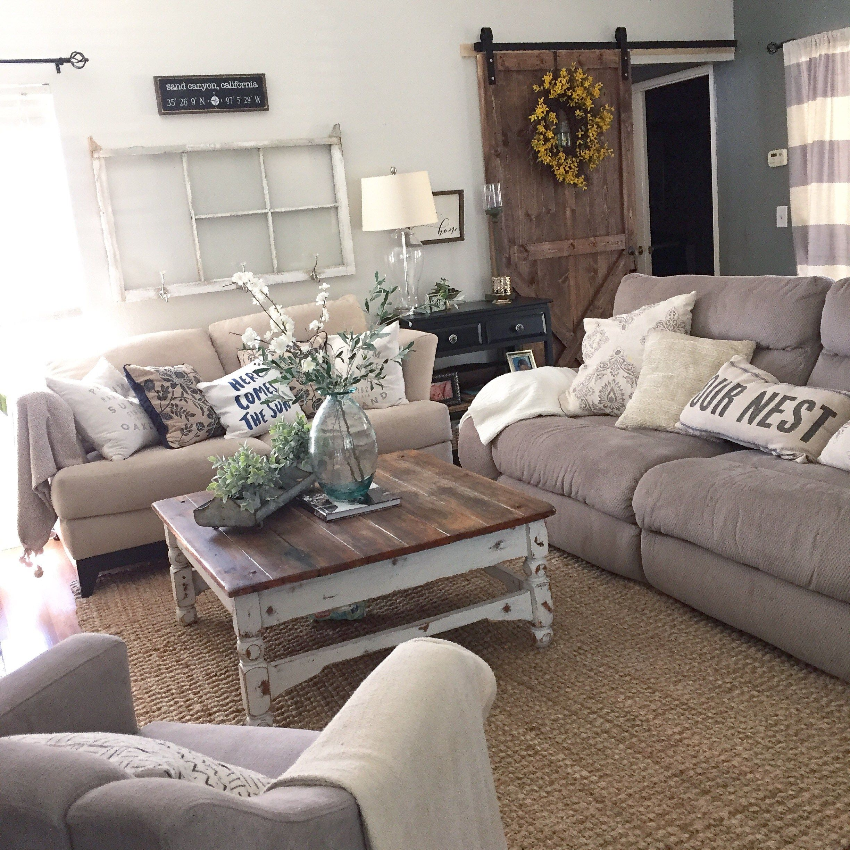 beautiful treasures blog - lifestyle. decor. vintage living room decor  styles, living room JXCFEUR