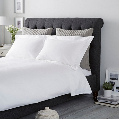 Bed linen mayfair bed linen collection | bedroom offers | the white company uk EWSRSDB