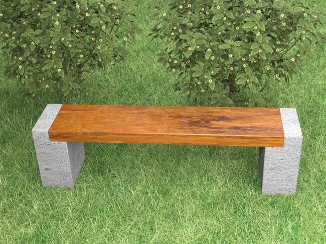 Bench ideas nature loving forest meadow bench CNRYLHI