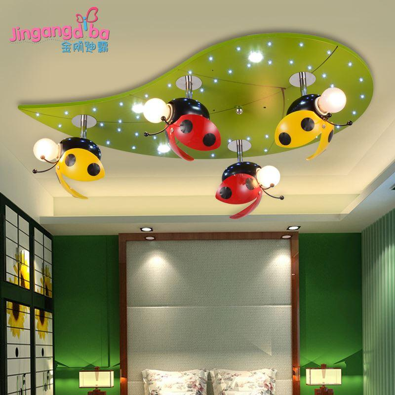 childrens room lighting 2018 creative modern childrenu0027s bedroom childrenu0027s room lamp lighting  fixtures ceiling cartoon boy MRMNMGQ