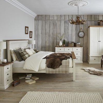 Country style bedroom aurora is a great choice for your bedroom. made from reclaimed wood with a XFXZOWZ
