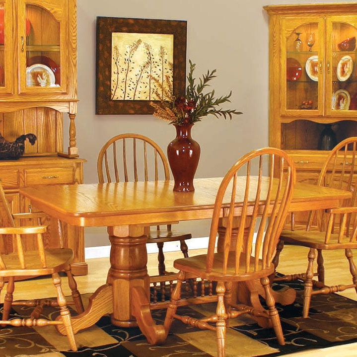 Country style furniture country table and chairs, made in america KAYYNKB