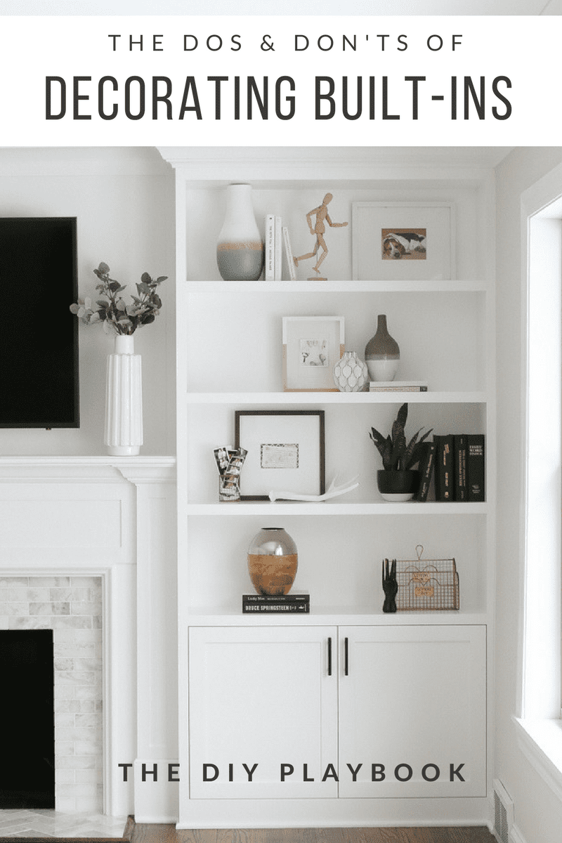 Decorating Shelves decorating built-in shelves can be challenging. here are our tips to create  gorgeous SHKTIMG