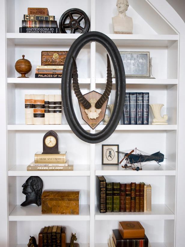 Decorating Shelves decorating tips for shelves and bookcases JHOYIXU
