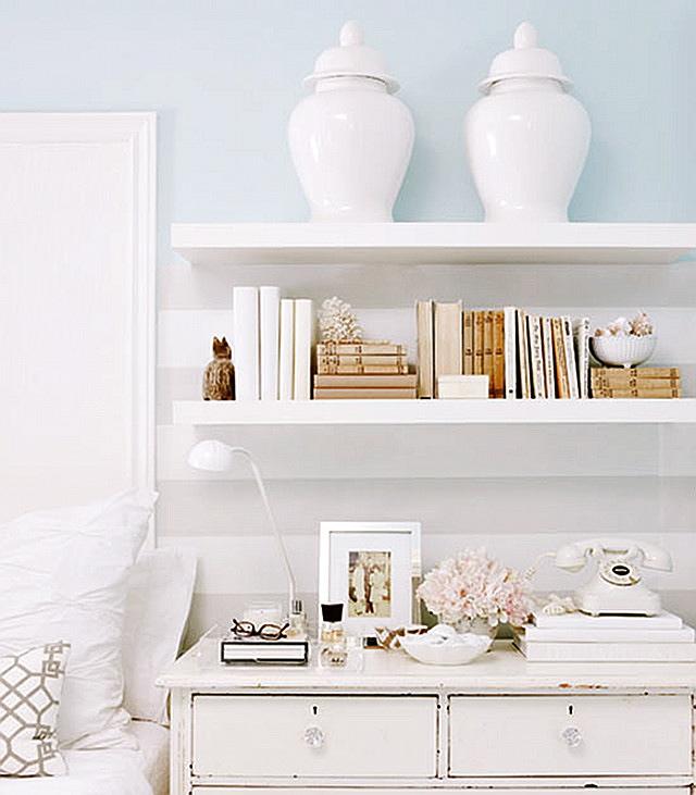 Decorating Shelves how to decorate shelves YAUGROK