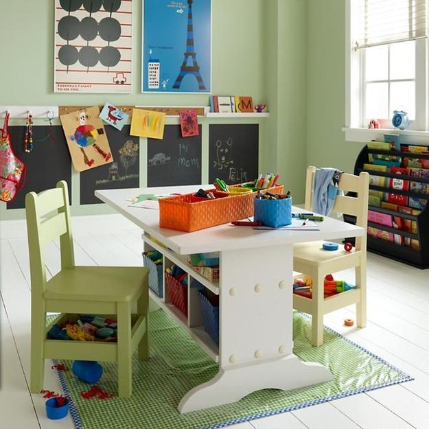 desk for childrens room school age kids room design with student desks and bright decorating SMHWPMO